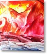Red Sky At Night...... Metal Print