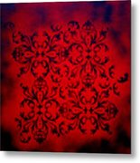 Red Velvet By Madart Metal Print