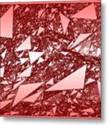 Red.288 Metal Print