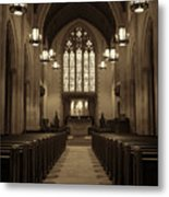 Redemption - Church Of Heavenly Rest #3 Metal Print