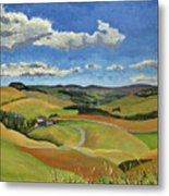 Redesdale I Metal Print