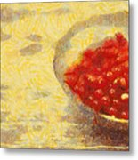 Redkurrants Metal Print