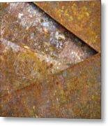 Redox In Line 2 Metal Print