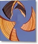 Reeds 1 Metal Print
