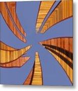Reeds 2 Metal Print
