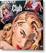 Reefer Club Metal Print