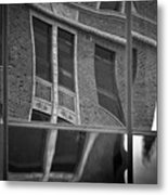Refections Of Nine IIi Metal Print