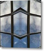 Reflected Reflections 03 Metal Print