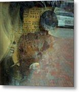 Reflection 1 Metal Print