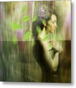 Reflection Metal Print by Andre Pillay