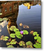 Reflection Of Tradition Metal Print