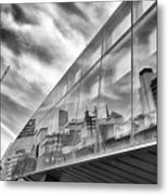 Reflections, Art Gallery Of Ontario, Toronto Metal Print