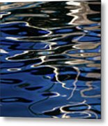 Reflections Of Cabo Metal Print