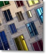 Reflections Of Color Metal Print