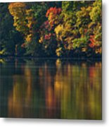 Reflections Of Colors Metal Print
