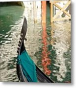 Reflections Of Italy 1. Metal Print