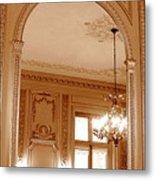 Reflections Of The Golden Age Metal Print