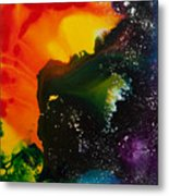 Reflections Of The Universe No. 2318 Metal Print