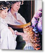 Reflections On Mothers Day Metal Print