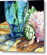 Reflections On The Afternoon II Metal Print