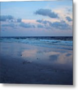 Reflections Metal Print by Sandy Keeton
