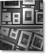 Reflective Art 1 Metal Print