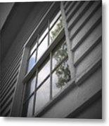 Reflective Truths Metal Print