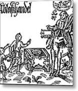 Reformation: Indulgences Metal Print