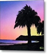 Refugio Point 1 Metal Print