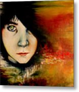 Regaining Strenght Metal Print