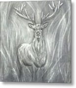 Regal Metal Print