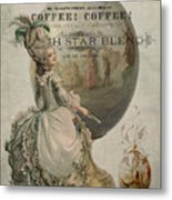 Regency Rapture Metal Print