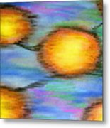 Reincarnation Metal Print