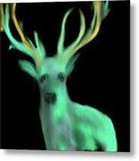 Reindeer Metal Print