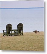 Relax Metal Print by Debbi Granruth