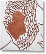 Release - Tile Metal Print
