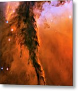Release - Eagle Nebula 1 Metal Print by Jennifer Rondinelli Reilly - Fine Art Photography