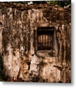 Remaining Ruins Metal Print