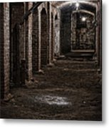 Remains  Metal Print