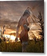 Remains Of The Day Metal Print