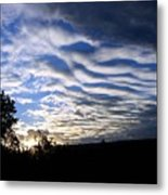 Remarkable Sky Metal Print