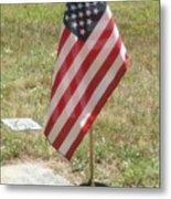 Remember Our Veterans Metal Print