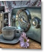 Remember The Past Metal Print