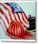 Remembering 9/11 Metal Print