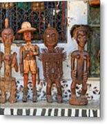 Remembering Mombasa Metal Print by Irene Abdou