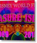 Remembering Pleasure Island Metal Print
