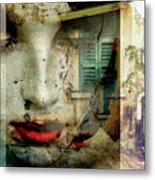 Remembering The Time At Italy Metal Print