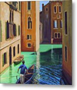 Remembering Venice Metal Print