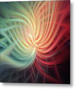 Remembrance.  Mystery Of Colors Metal Print