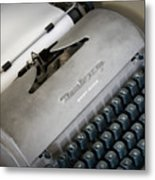 Remington Quiet Riter Metal Print